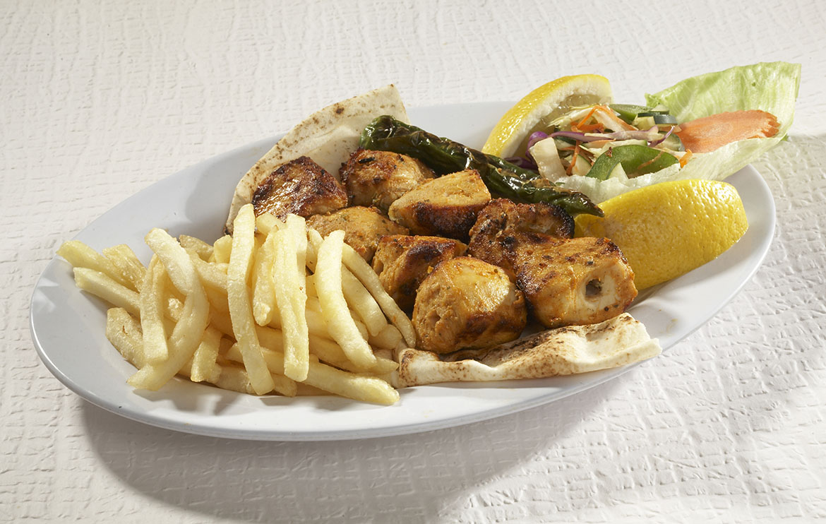 Chicken Shish Taouk